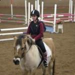 Hästhoppning 2010-11-14