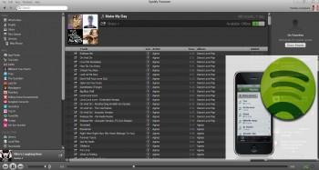 Spotifyuppspelning på flera enheter samtidigt