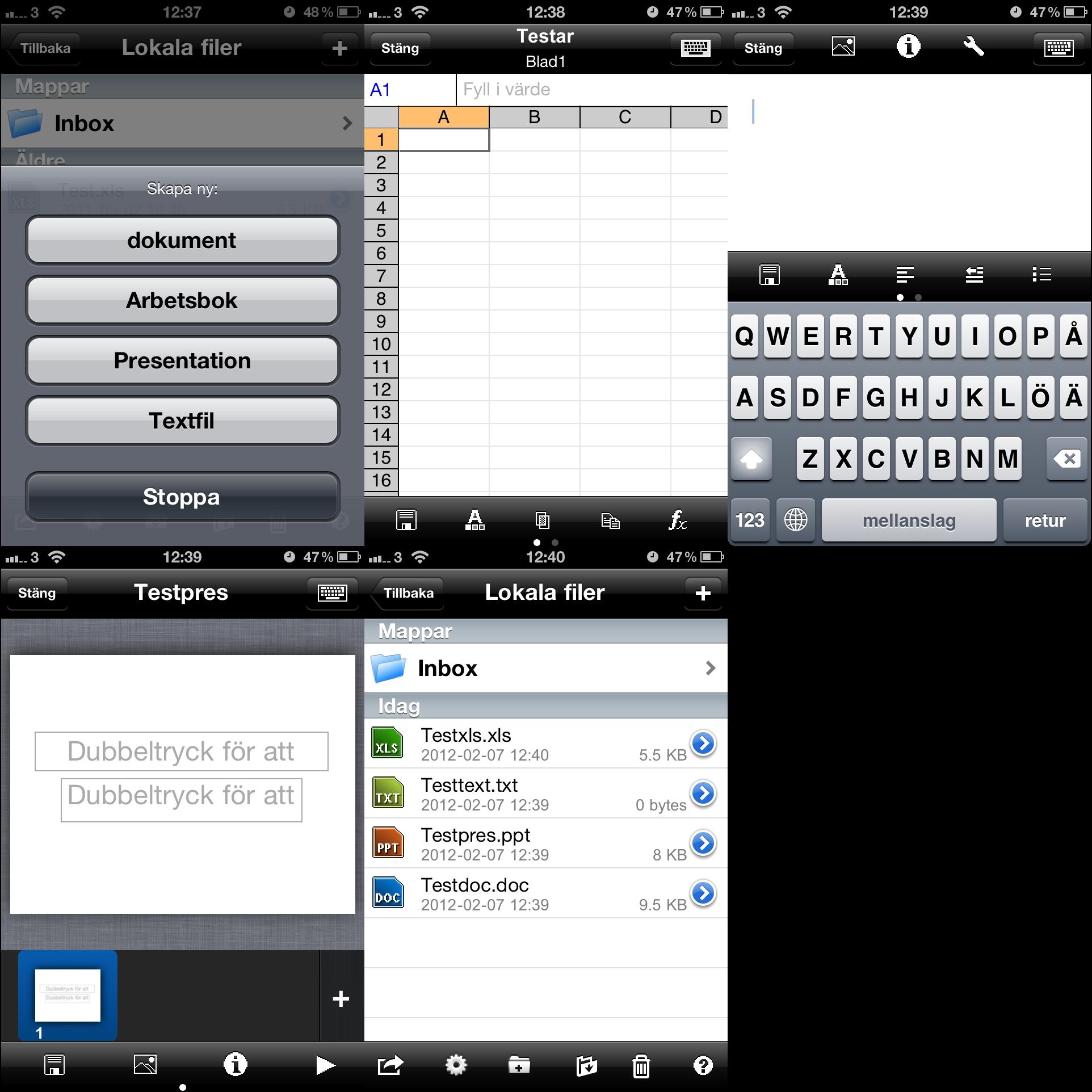 Office2Plus-Office paket i fickformat